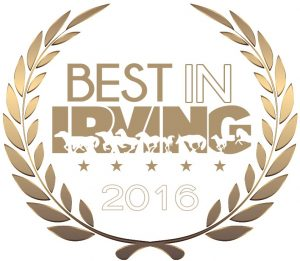 Best In Irving 2016